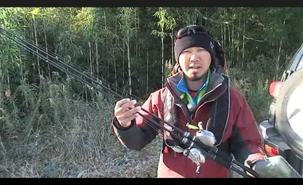 真冬の野池を攻略!大漁生活 Vol.69が公開!