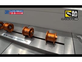 SVスプールを搭載したダイワ「T3 SV」が発売!