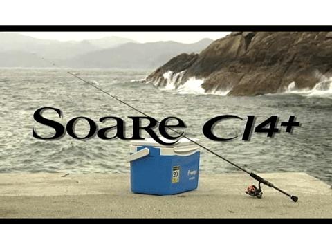 ソアレ CI4+ アジング、ソアレ CI4+ C2000PGSSなどの解説動画が公開