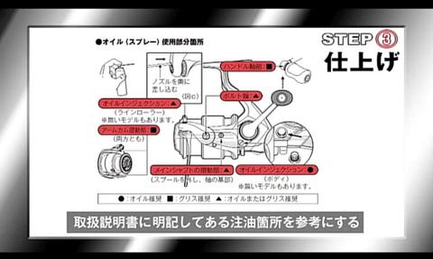 スピニングリールのメンテナンス方法_004