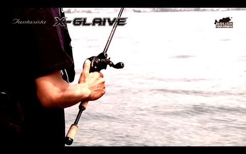 【動画】 X-Glaiveでウィードを攻略 in 琵琶湖_002