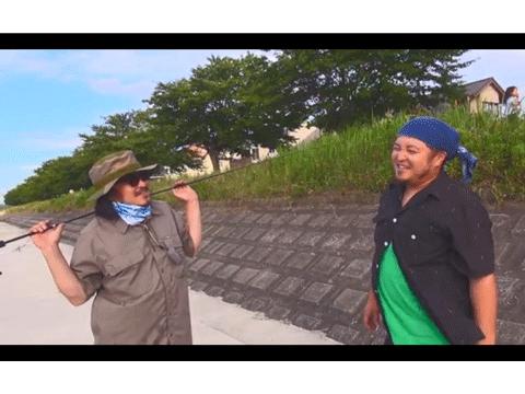 釣りニンジャのぶらぶら旅 in 霞ヶ浦・新利根川(動画)
