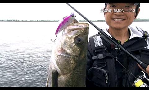 ボーダレス 380M-Tで釣るシーバス、AR-C TYPE XX動画などシマノTV更新_006