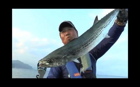 ショアガンを使ったライトショアジギング in 駿河湾(動画)