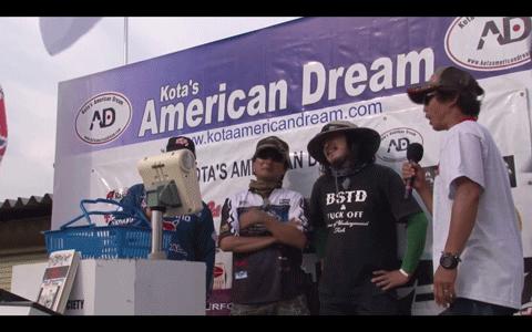 釣りニンジャのぶらぶら旅 Kota's American Dream参戦編!