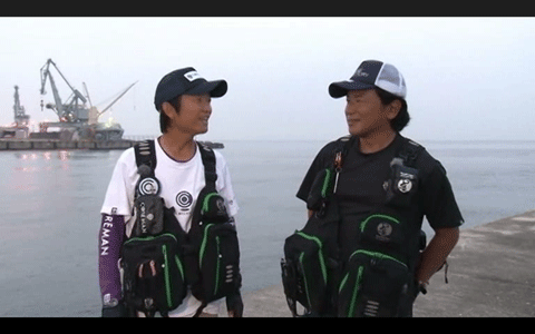 加古川河口部で狙うシーバス!(動画)――コアッ!Vol.15