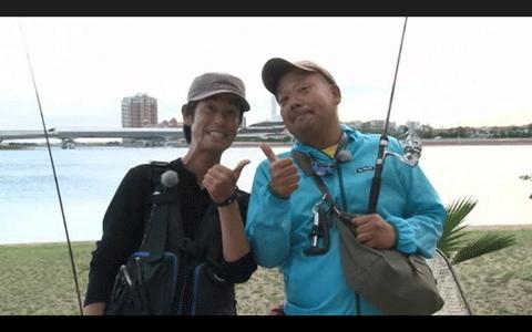 根魚ボンボンなどで楽しむチヌ・キビレゲーム(動画)
