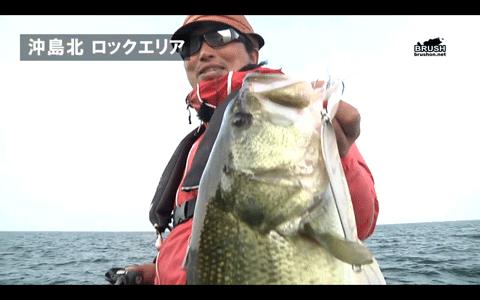 ビッグバスハンター山田祐五が冬の琵琶湖に挑む!(動画)