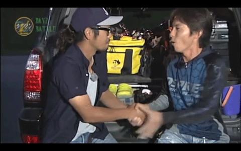 岸釣りタイマンバトル 金森隆志 vs 川村光大郎 勝者はどっちだ!?