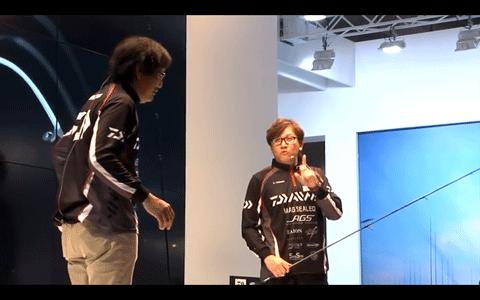 エメラルダスEX AGS「88L/M-SMT」をヤマラッピが解説 FS大阪2014