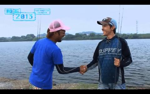 陸王2013 シーズンバトル02夏・秋編 金森vs奥田&ダウザーVS川村