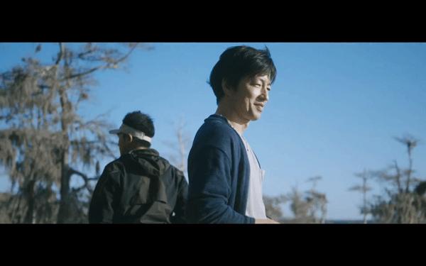 日本人バスアングラー北嶋一輝がCMデビュー!大沢たかおと共演!