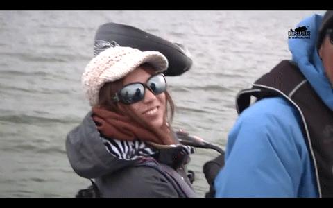 植田ルイが2014年初バスを求めて春の琵琶湖に挑む!(動画あり)