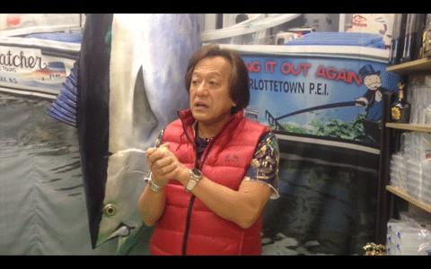 村田基の案内で潮来釣り具センターを見てみよう!(動画あり)