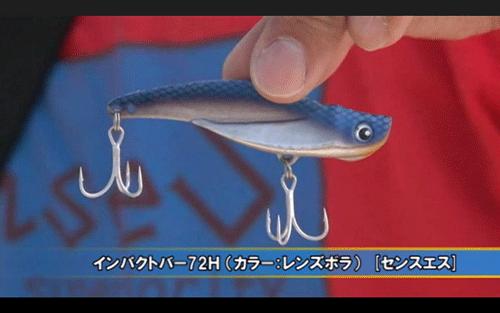 インパクトバーで狙う大阪湾南港シーバスゲーム(動画)_002