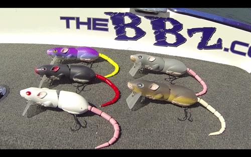 SPRO「BBZ-1 Rat」がカワイイ!ICASTハードルアー部門最優秀作品!_002