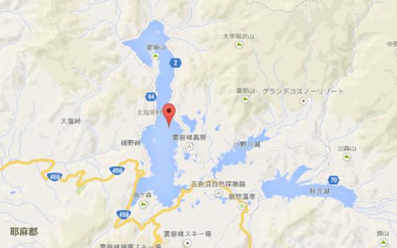 JB TOP50 2014 第4戦 桧原湖 初日の結果