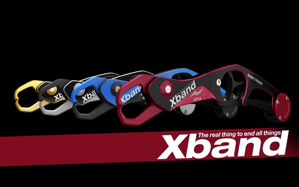 APIA「Xband(Xバンド)」がスタイリッシュでカッコイイ!