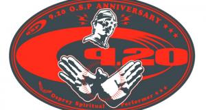 9月20日は「OSPの日」!ということで限定ステッカーをもらおう!