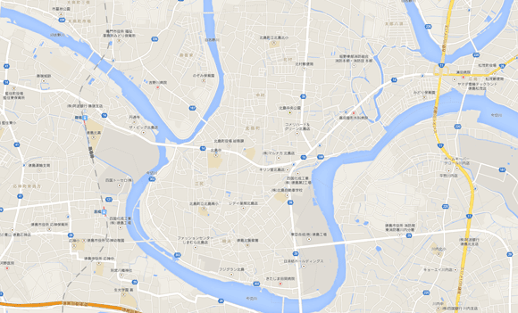 2014 JB TOP50 第5戦 ノーフィッシュ続出の旧吉野川!?年間王者は?