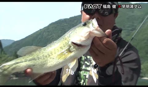 FACTのロッド「HFAS-65ULST」がお目見え!福島健プロデュース(動画_001