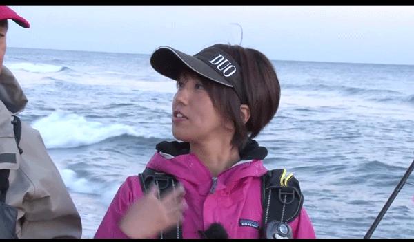 ビーチウォーカーハウルで遠州灘のフラットフィッシュを攻略!(動画)_002