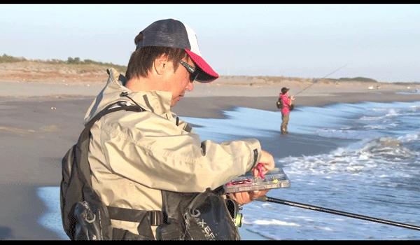 ビーチウォーカーハウルで遠州灘のフラットフィッシュを攻略!(動画)_003