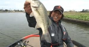 TN/60など巻き物で秋の霞ヶ浦水系のバスを攻略――大漁生活(動画)_001