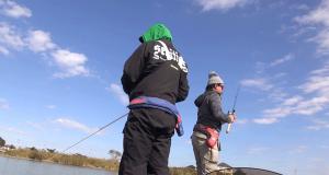 アメドリ2014にニンジャ参戦!釣りニンジャのぶらぶら旅(動画)