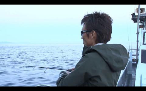 尺アジ連発!村上晴彦がレベリングヘッドでボートアジングに挑む(動画)_001