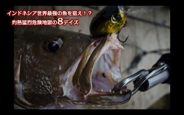 淡水最強の魚「パプアンバス」に挑んだ8日間の記録――リアルがここにある!_001