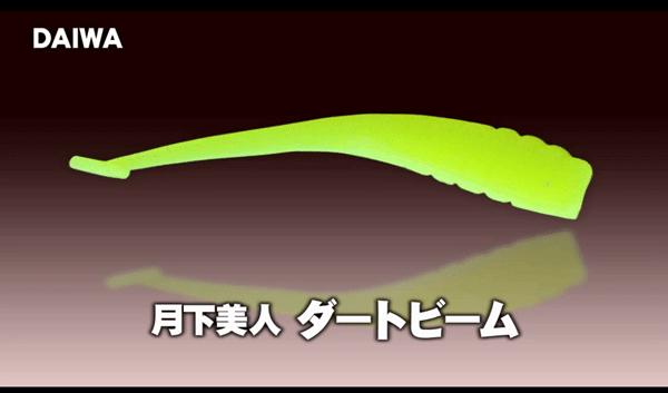 ダイワ「月下美人ダートビーム」の使い方、フックセッティングを解説(動画あり)_001