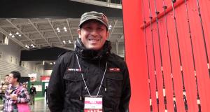 レッド中村 新ブランド「ポジドライブ」誕生!第1弾ルアーはミノー!(動画)
