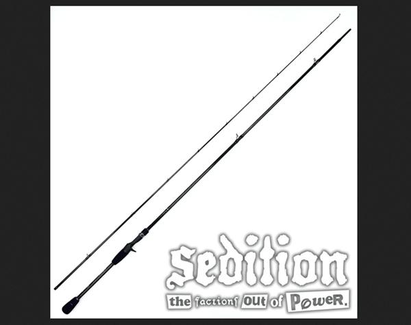 sedition「SDC-906M&SDS-806STML」が発売!ニンジャ監修ロッド!