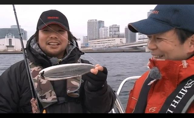 マグナムスプーンならシーバスだって釣れる!実釣動画が公開!_001
