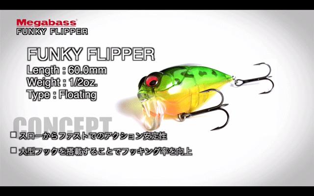 ファンキーフリッパーでバス連発!特徴と使い方を解説!(動画)_001