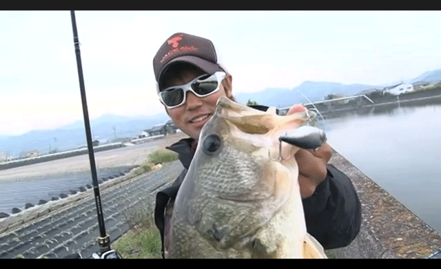 TNスリム8&チャブルSRでバス連発!吉野川水系を攻略(動画)