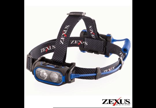ZEXUS「ZX-720」は充電池対応!モーションセンサー搭載ライト!_001