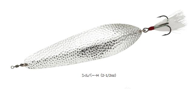 Dスプーン 2-1/2(マグナム?)の使い方とタックルを大森貴洋が実釣解説_002