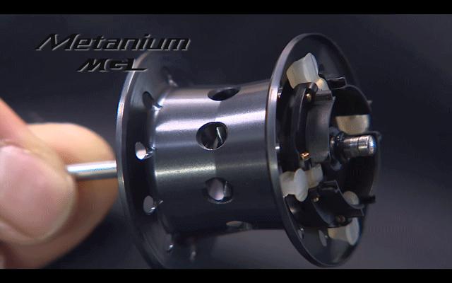 16メタニウムMGLのスプール