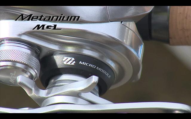 16メタニウムMGLはマイクロモジュールギア採用