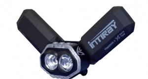 ハピソン×34 チェストライト「インティレイ」がステキ!充電池の使用は?