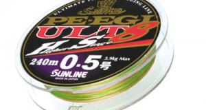 サンライン「PEエギULT HS8/HS4」デビュー!ヤマラッピ監修PEライン