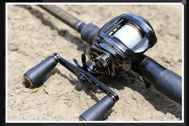 アブガルシア「レボブラック6」は深溝スプール搭載のタフネスリール!レボブラック9と比較_001