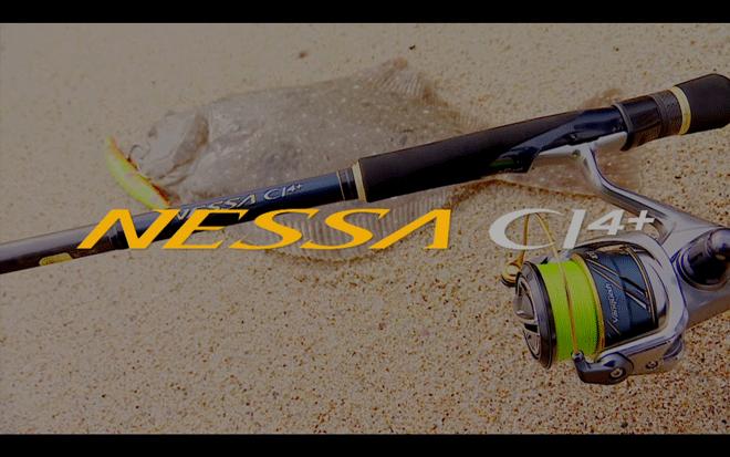 シマノ「ネッサCI4+」は誰もが使いこなせる軽量ヒラメ専用ロッド!_001