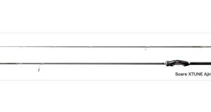 16ソアレ エクスチューン アジング 508/604/610デビュー!シマノ最高峰アジングロッド!