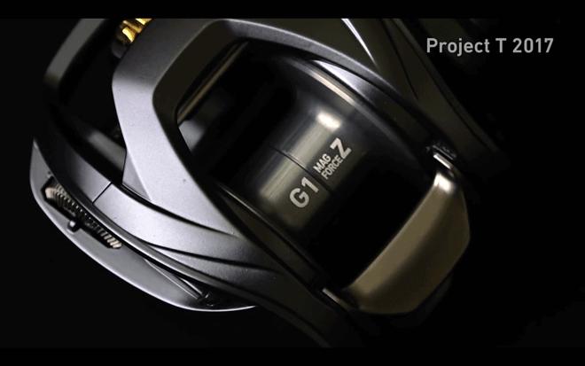 ダイワ「17スティーズA TW」はG1ジュラルミンスプール採用!
