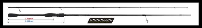 ブルーカレント82F NANOは尺アジ・尺メバル専用ロッド!ヤマガブランクス発_003
